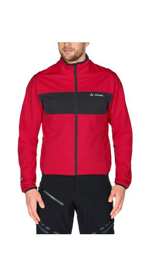 VAUDE Matera III Softshell Jacket Men red